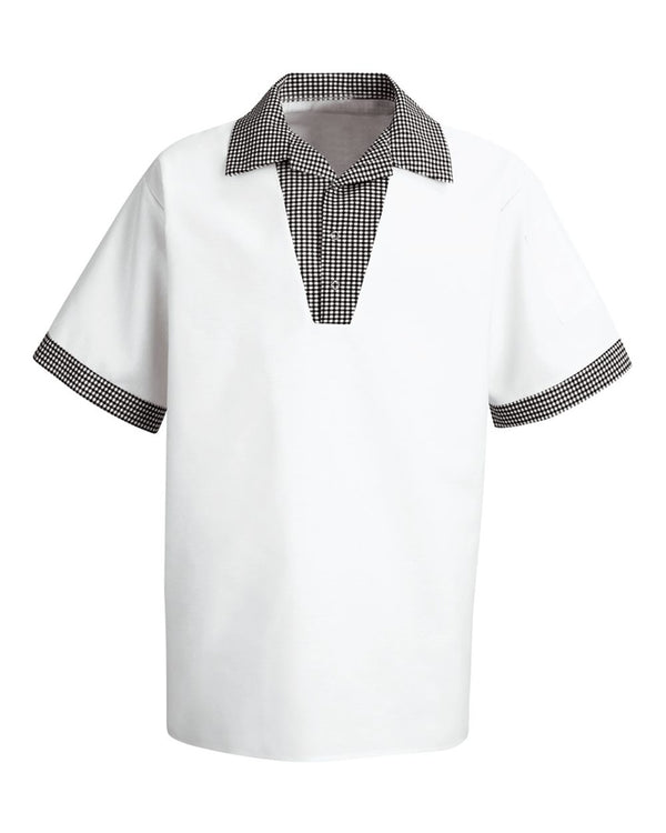 V-Neck Chef Shirt-Chef Designs-Pacific Brandwear