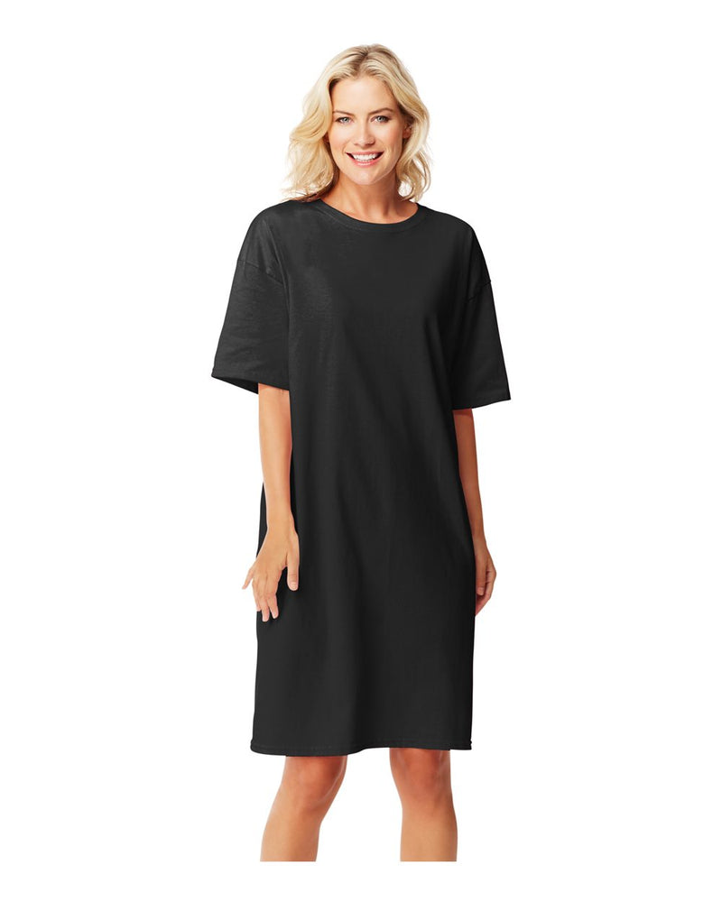 Women's Wear Around Tee-Hanes-Pacific Brandwear