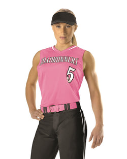 Women's Racerback Fastpitch Jersey-Alleson Athletic-Pacific Brandwear