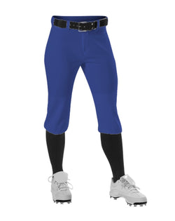 Women's Fastpitch Knicker Pants-Alleson Athletic-Pacific Brandwear