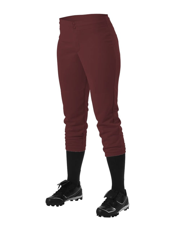 Girls' Fastpitch Pants-Alleson Athletic-Pacific Brandwear