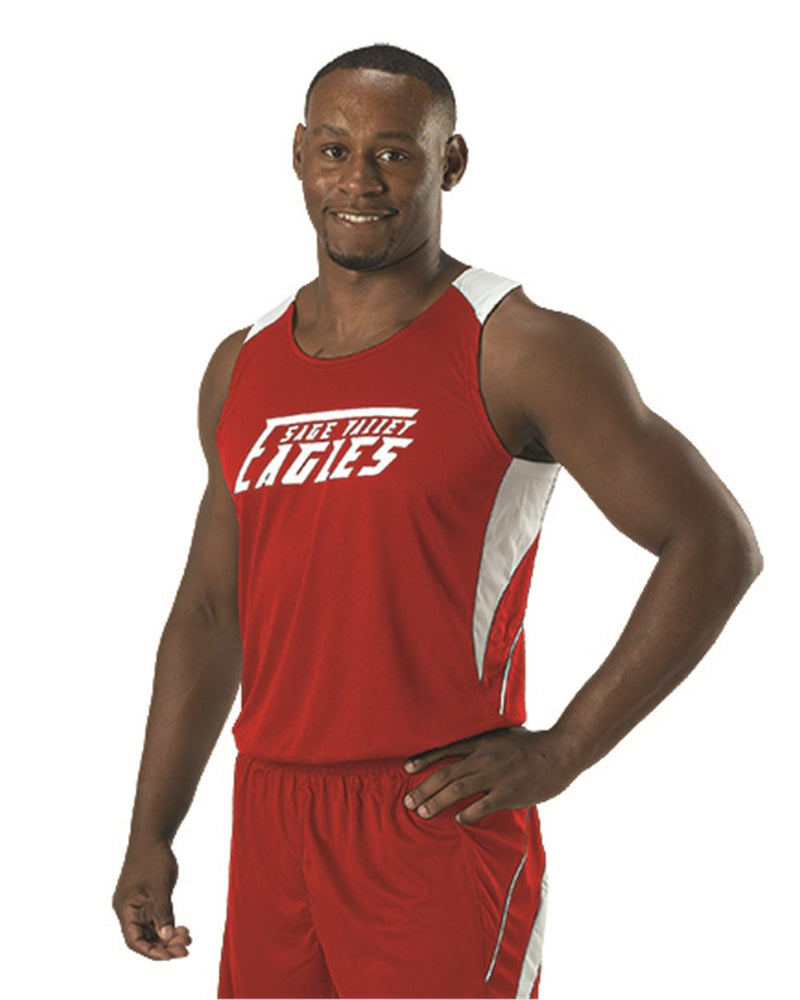 Loose Fit Track Tank-Alleson Athletic-Pacific Brandwear