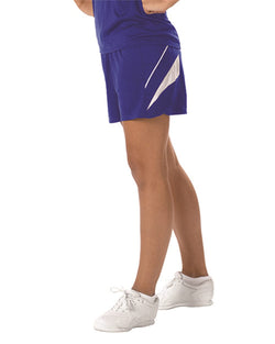 Women's Loose Fit Track Shorts-Alleson Athletic-Pacific Brandwear