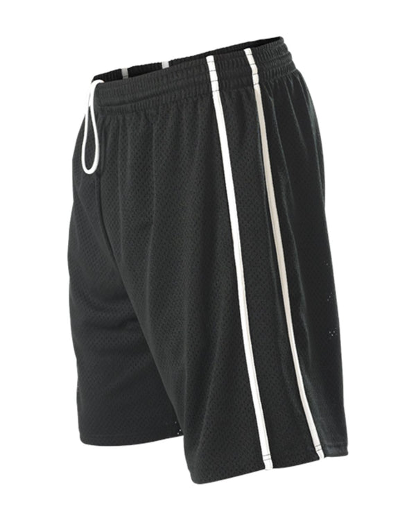 Youth Dri Mesh Pocketed Training Shorts-Alleson Athletic-Pacific Brandwear