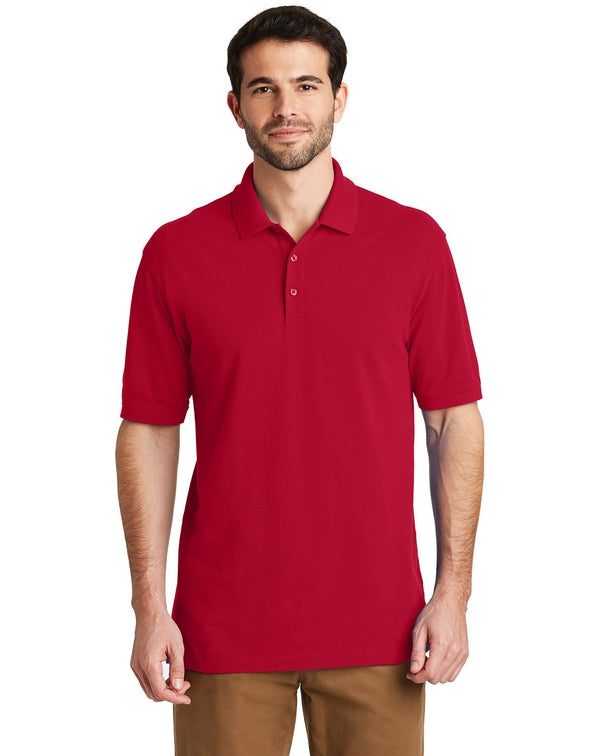 Port Authority® EZCotton™ Polo-Port Authority-Pacific Brandwear