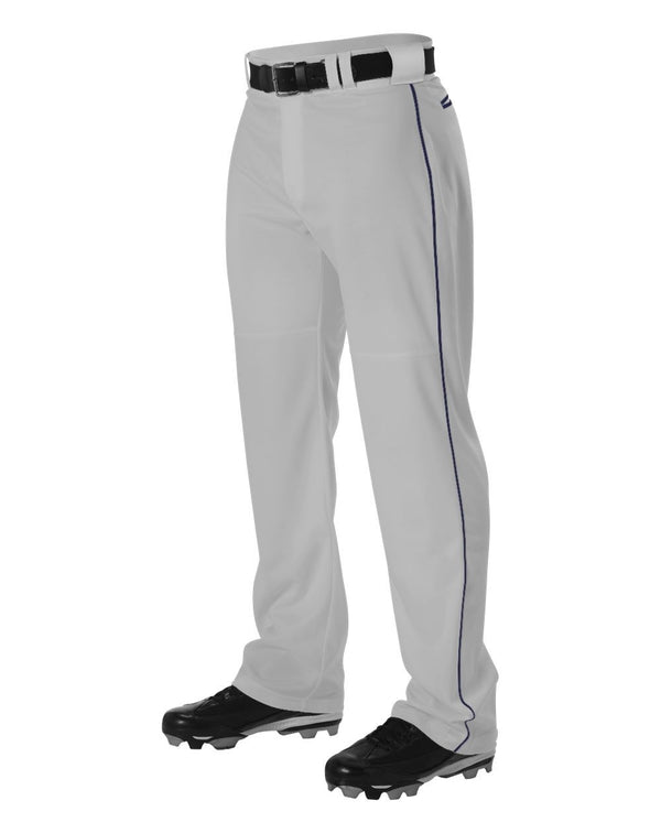 Youth Warp Knit Baseball Pants With Side Braid-Alleson Athletic-Pacific Brandwear