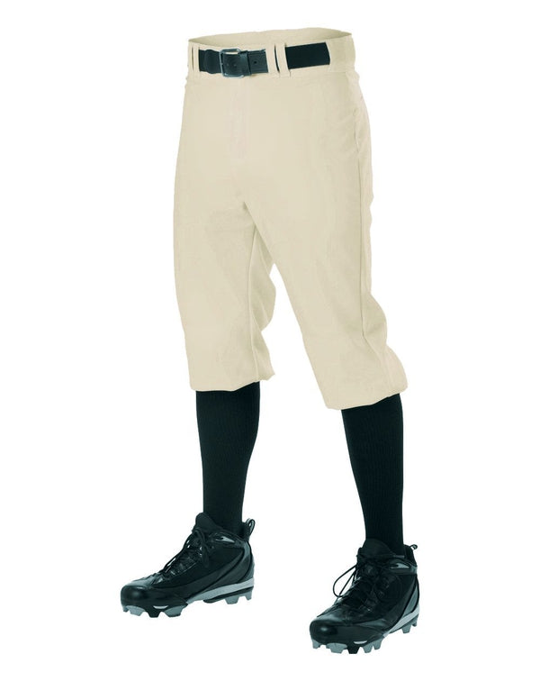 Knicker Pro Warp Knit Baseball Pants-Alleson Athletic-Pacific Brandwear