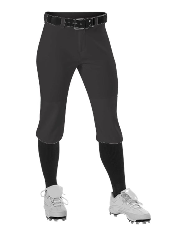 Girls' Fastpitch Knicker Pants-Alleson Athletic-Pacific Brandwear