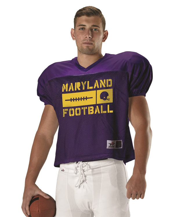 Practice Mesh Football Jersey-Alleson Athletic-Pacific Brandwear