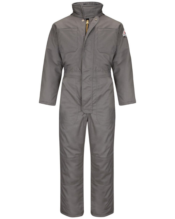 Premium Insulated Coverall - EXCEL FR ComforTouch Long Sizes-Bulwark-Pacific Brandwear