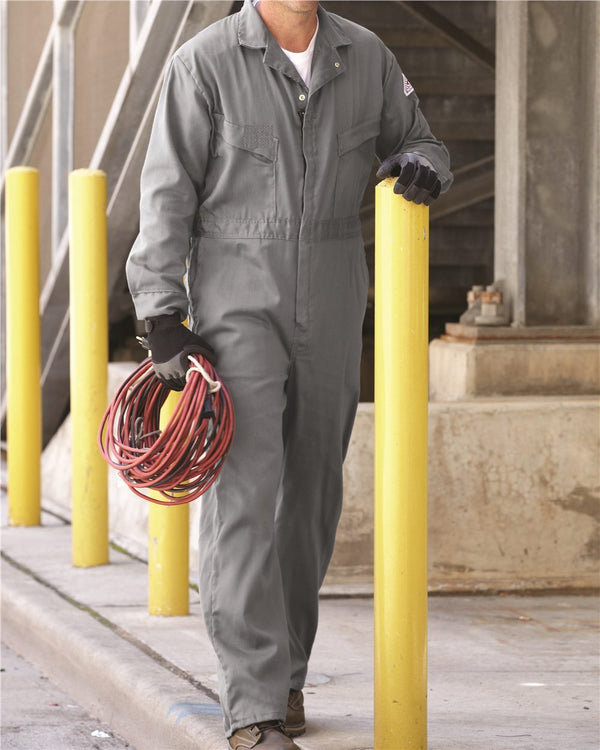 Deluxe Coverall Additional Sizes-Bulwark-Pacific Brandwear