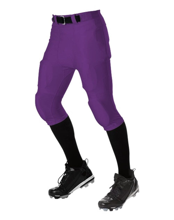 Youth No Fly Football Pants With Slotted Waist-Alleson Athletic-Pacific Brandwear