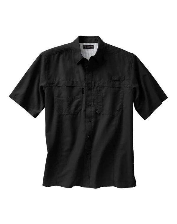 DRI DUCK Catch Short Sleeve Fishing Shirt-DRI DUCK-Pacific Brandwear