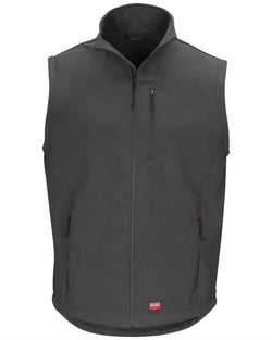 Soft Shell Vest-Red Kap-Pacific Brandwear