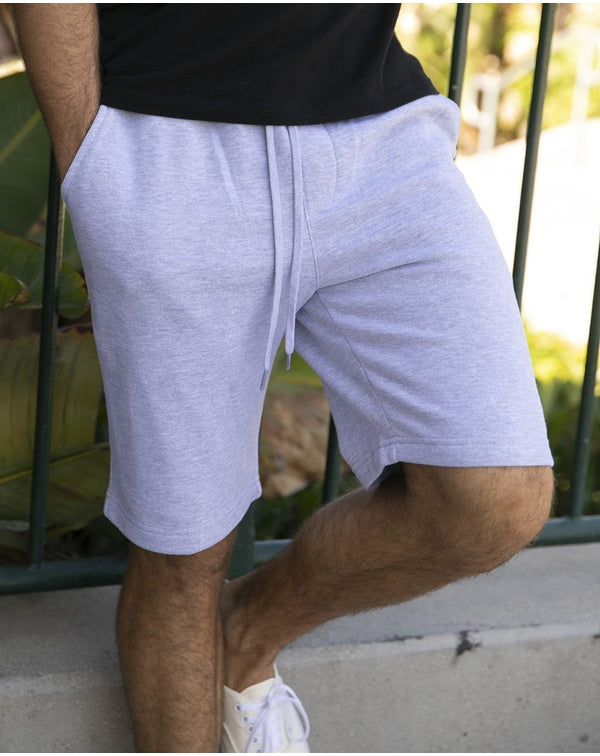 Midweight Fleece Shorts-Independent Trading Co.-Pacific Brandwear