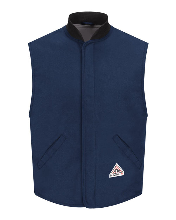 Vest Jacket Liner - Nomex IIIA - Long Sizes-Bulwark-Pacific Brandwear