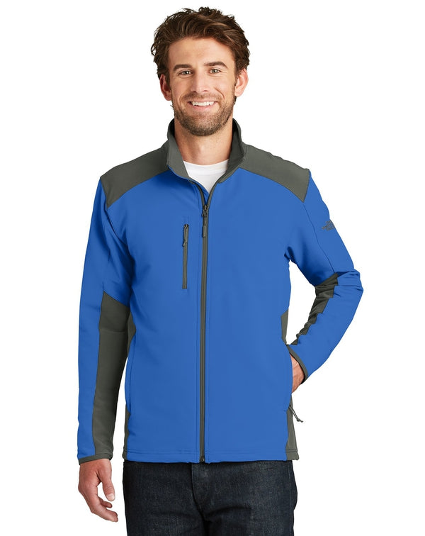 The North Face® Tech Stretch Soft Shell Jacket-The North Face-Pacific Brandwear