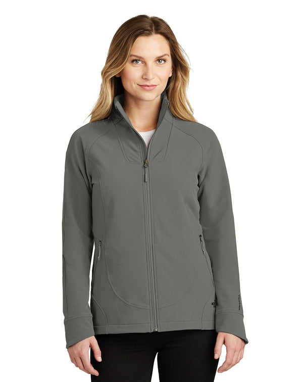 The North Face®Ladies Tech Stretch Soft Shell Jacket-The North Face-Pacific Brandwear