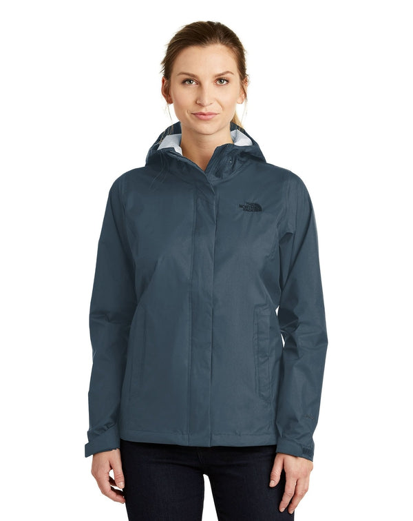 The North Face®Ladies DryVent™ Rain Jacket-The North Face-Pacific Brandwear