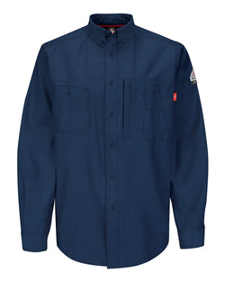 iQ Series Endurance Uniform Shirt Long Sizes-Bulwark-Pacific Brandwear