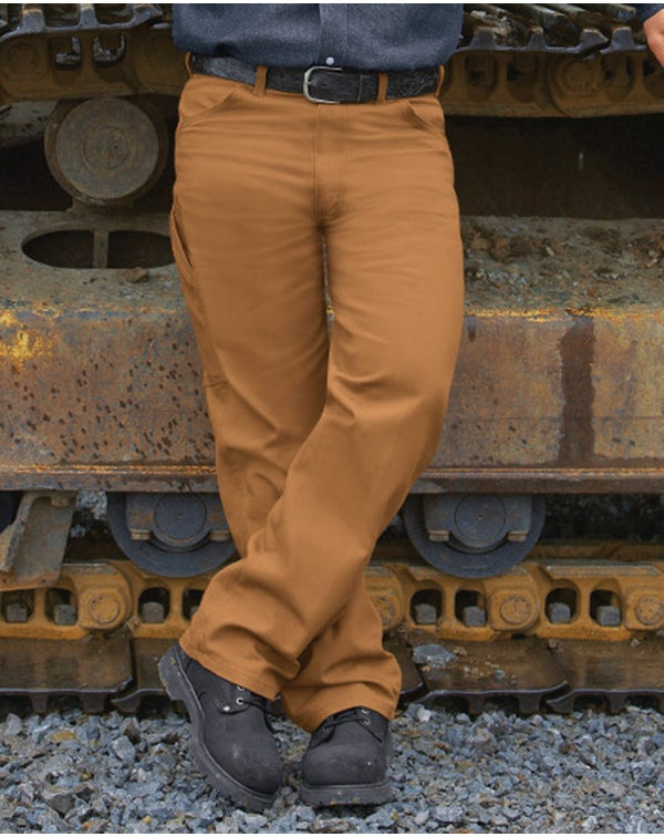 Duck Dungaree Pants - Extended Sizes-Red Kap-Pacific Brandwear