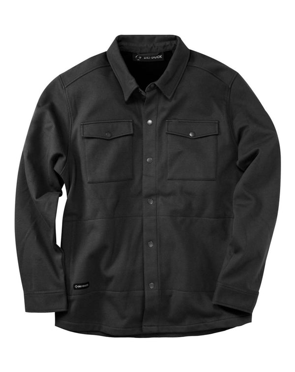 DRI DUCK Jackson Power Fleece Shirt Jac-DRI DUCK-Pacific Brandwear