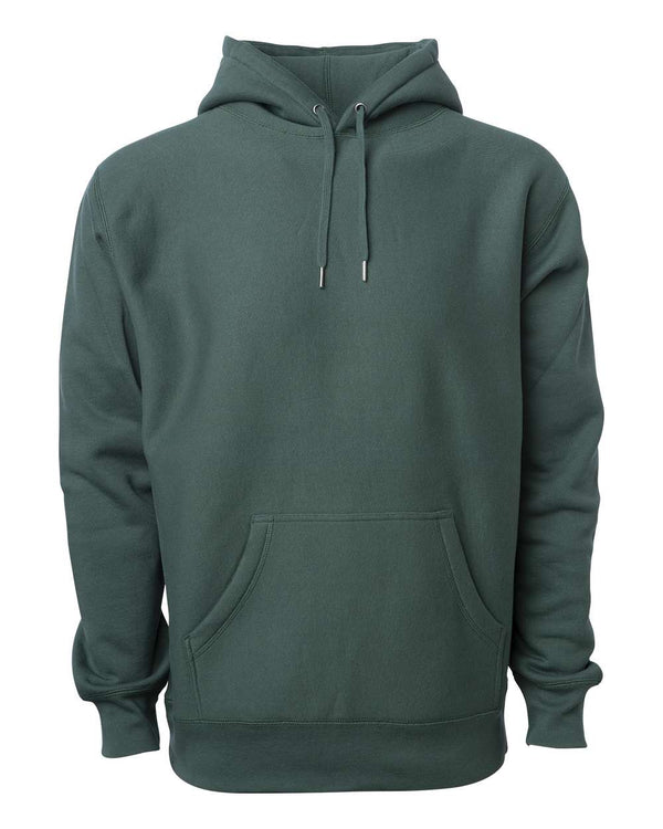 Legend - Premium Heavyweight Cross-Grain Hoodie-Independent Trading Co.-Pacific Brandwear