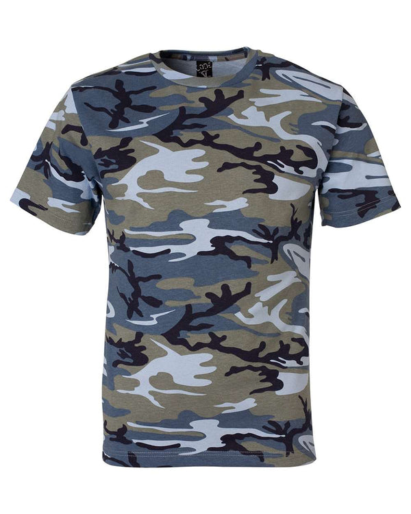 Adult Camo Tee-Code Five-Pacific Brandwear