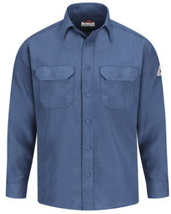 Uniform Shirt Nomex IIIA - Long Sizes-Bulwark-Pacific Brandwear