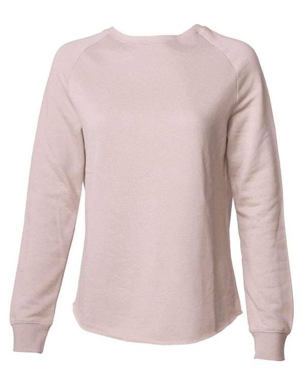 Women's California Wave Wash Pullover-Independent Trading Co.-Pacific Brandwear