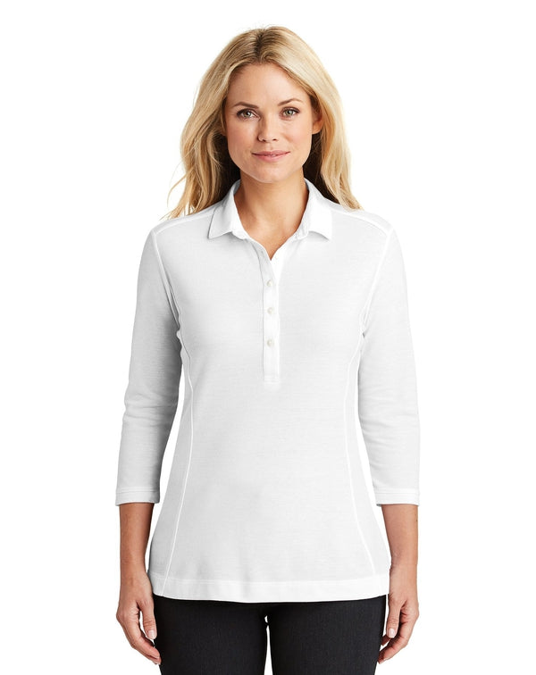 Port Authority® Ladies Coastal Cotton Blend Polo-Port Authority-Pacific Brandwear