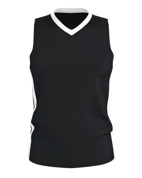 Single Ply Basketball Jersey-Alleson Athletic-Pacific Brandwear
