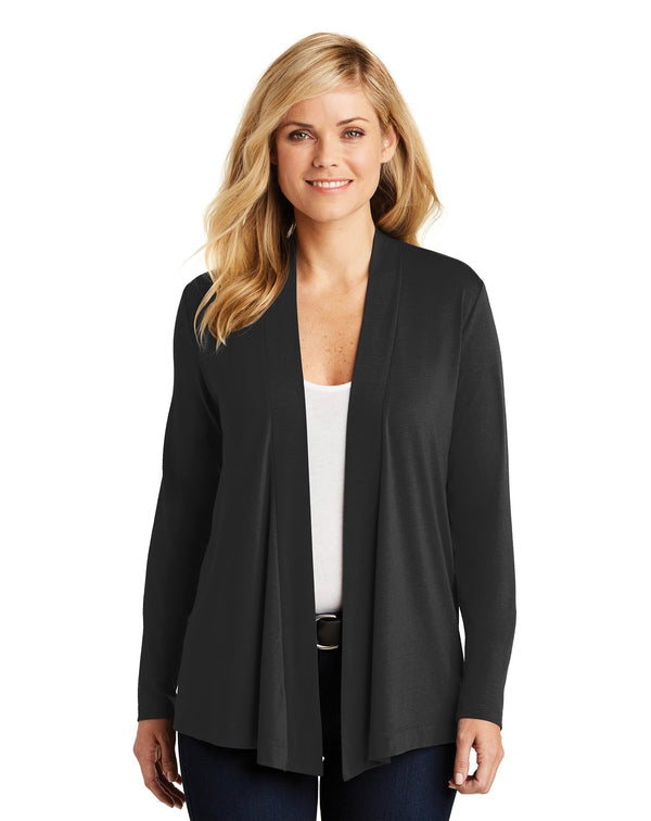 Port Authority® Ladies Concept Open Cardigan-Port Authority-Pacific Brandwear