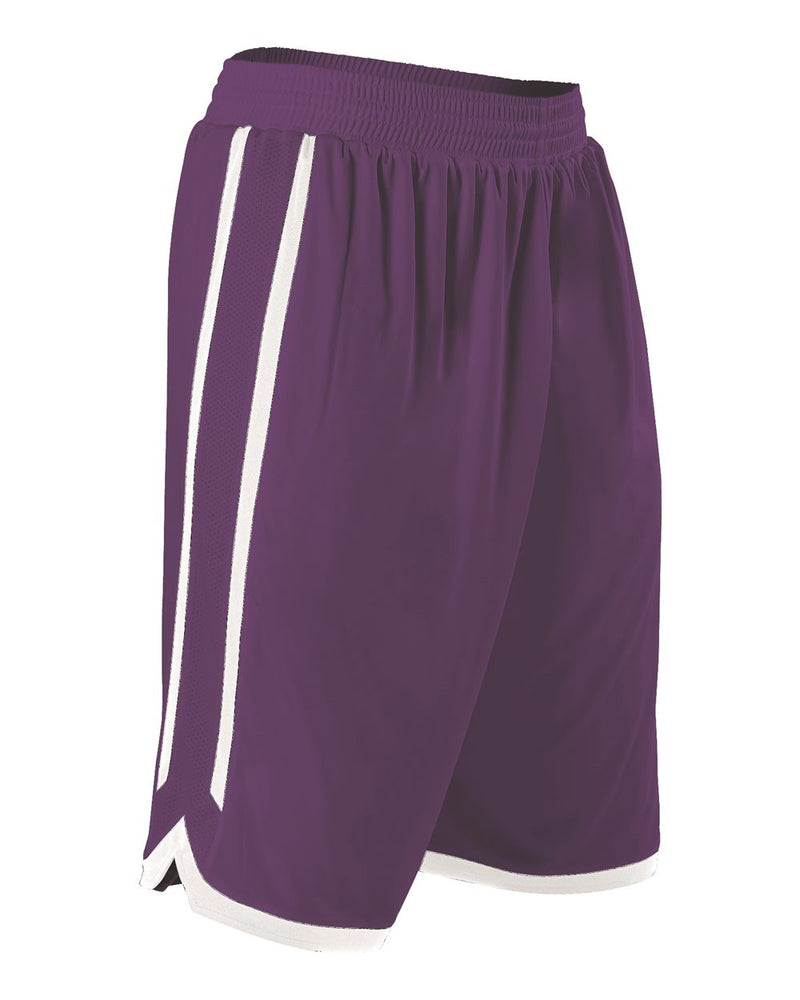 Reversible Basketball Shorts-Alleson Athletic-Pacific Brandwear