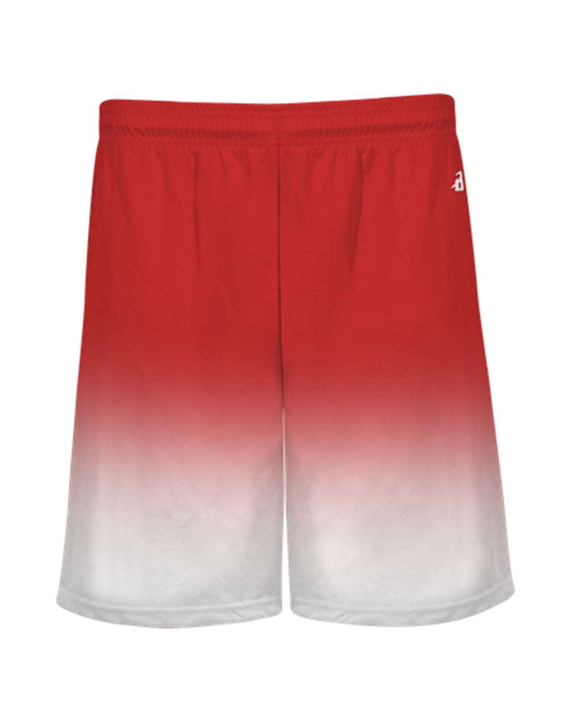 Youth Ombre Shorts-Badger-Pacific Brandwear