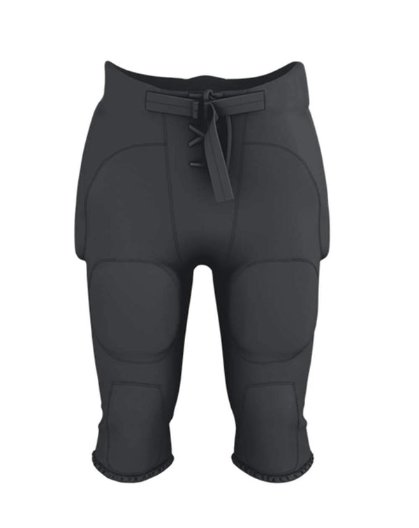 Youth Integrated Football Pants-Alleson Athletic-Pacific Brandwear