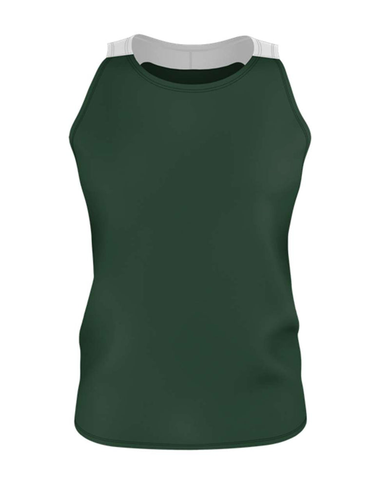 Youth Loose Fitting Track Tank-Alleson Athletic-Pacific Brandwear