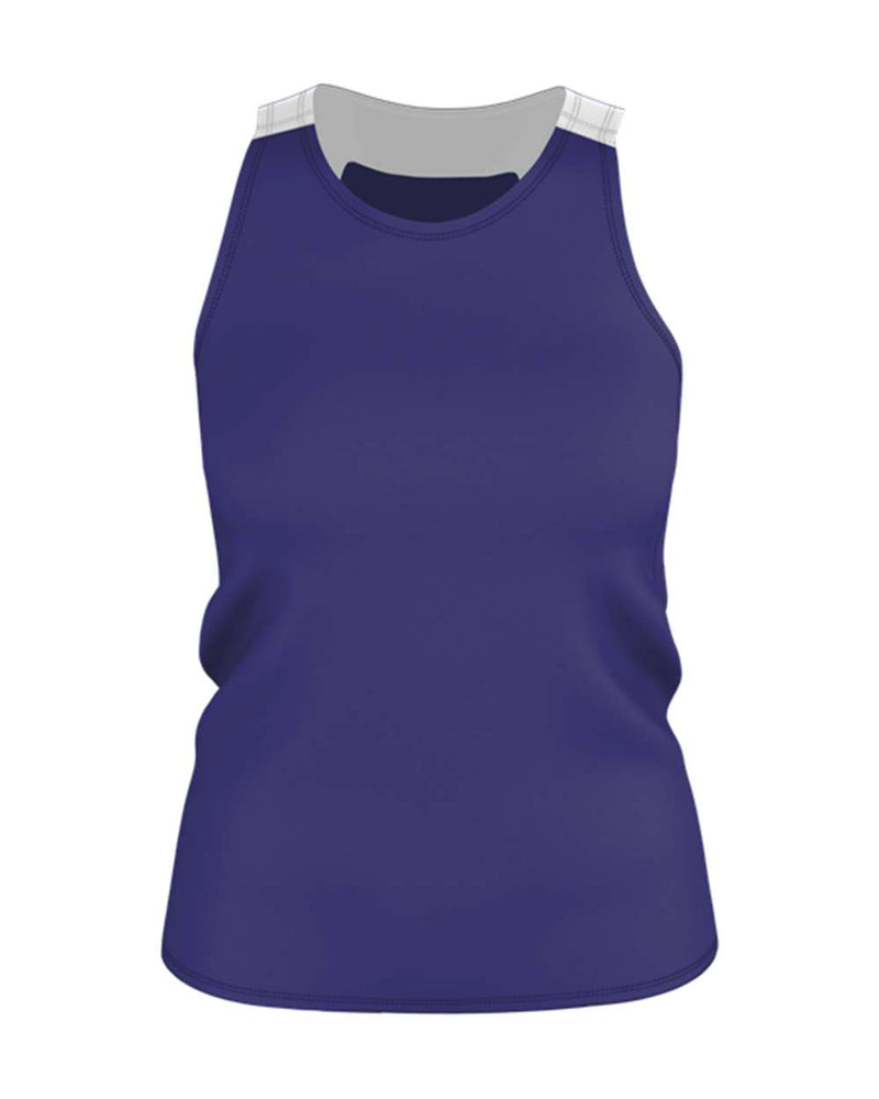 Girls Extreme Plaited Track Jersey-Alleson Athletic-Pacific Brandwear