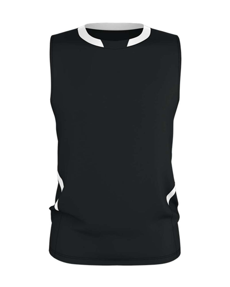 Youth Cut Block sleeveless Volleyball Jersey-Alleson Athletic-Pacific Brandwear