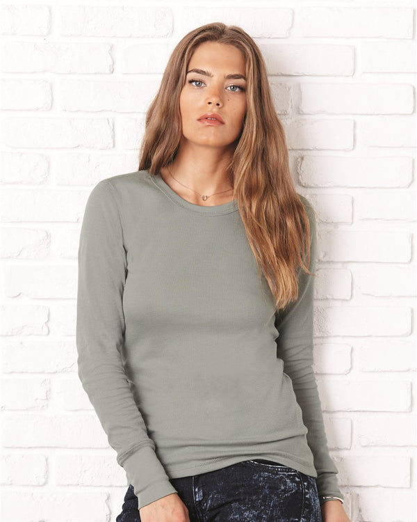 Women's Thermal-BELLA + CANVAS-Pacific Brandwear