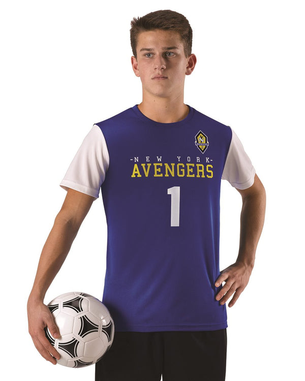 Youth Striker Soccer Jersey-Alleson Athletic-Pacific Brandwear