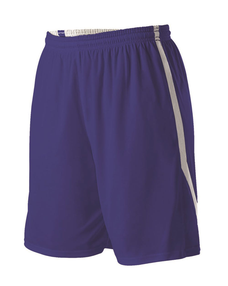 Women's Reversible Basketball Shorts-Alleson Athletic-Pacific Brandwear