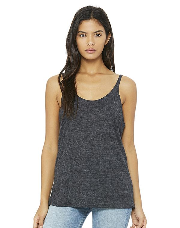 Bella Women's Slouchy Tank-BELLA CANVAS-Pacific Brandwear