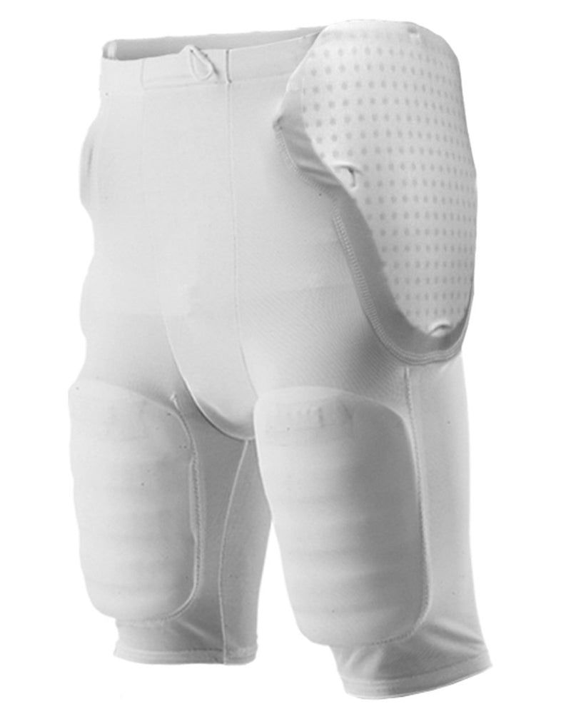 Youth Five Pad Football Girdle-Alleson Athletic-Pacific Brandwear