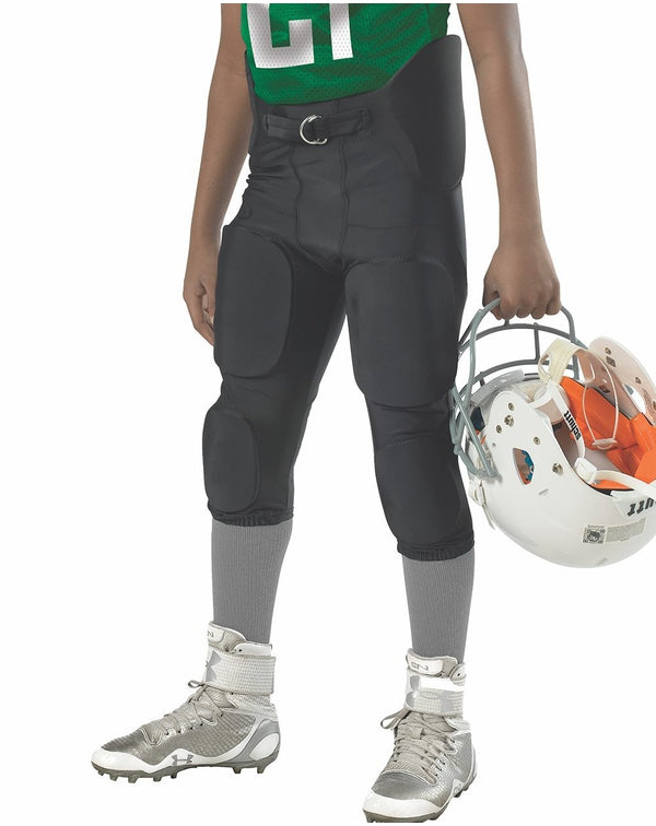 Youth Intergrated Football Pants-Alleson Athletic-Pacific Brandwear