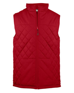Youth Quilted Vest-Badger-Pacific Brandwear