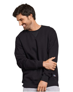 Cotton Rich Fleece Crewneck-Russell Athletic-Pacific Brandwear