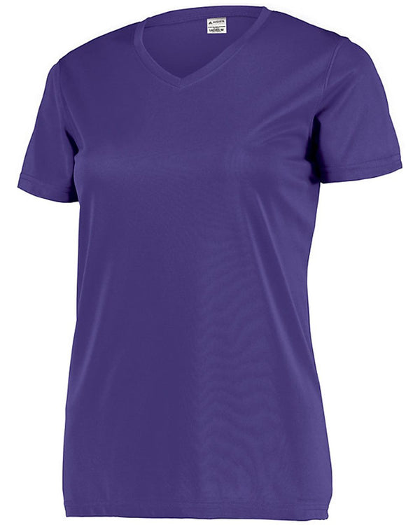 Women's Attain Wicking Set-in Short sleeve T-Shirt-Augusta Sportswear-Pacific Brandwear