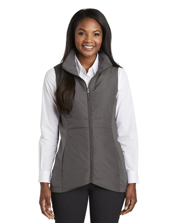 Port Authority ®Ladies Collective Insulated Vest-Port Authority-Pacific Brandwear