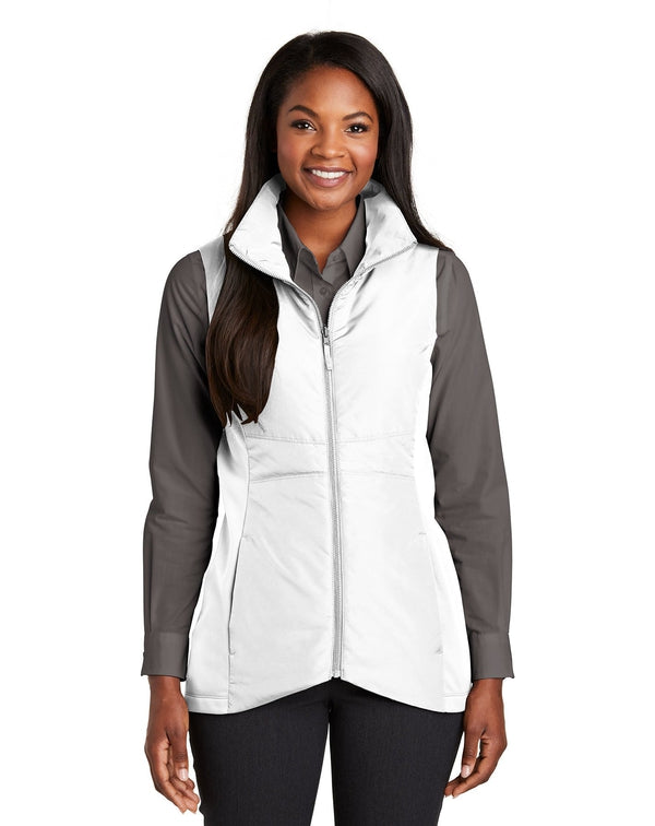Port Authority® Ladies Collective Insulated Vest-Port Authority-Pacific Brandwear